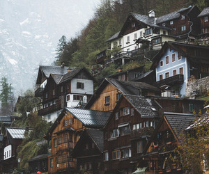Houses, nature, and travel image