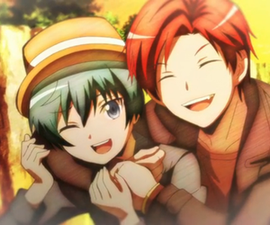 assassination classroom and karma akabane image