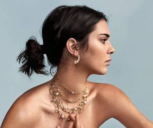 beauty, kendall jenner, and new image
