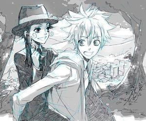 anime, handsome, and katekyo hitman reborn image