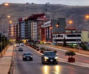 city, دهوك, and iraq image