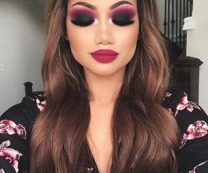 like, makeup, and bzautbeautiful image