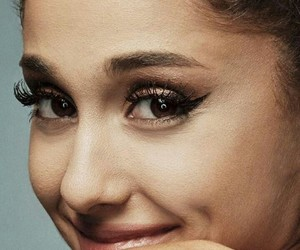 close, ariana grande, and close up image
