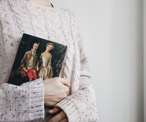 book, xeniabash, and fashion image