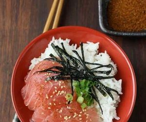food, japanese, and asia image
