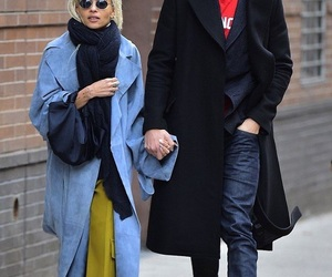 couple, street style, and style image