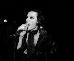 dave vanian, music, and punk image