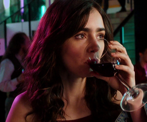 icon, lily collins, and love rosie image