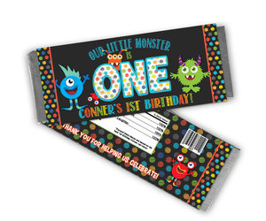 candy buffet, chocolate bar, and birthday party favor image