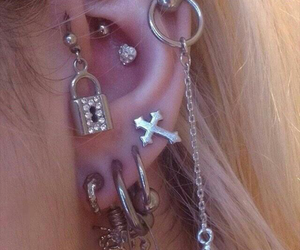 aesthetic and ear image