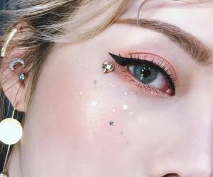 makeup and pony image