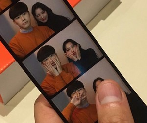 asian, boy, and couple image