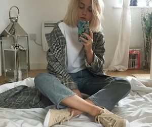 casual, inspiration, and girl image