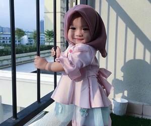 hijab, niqab, and hijâbi image