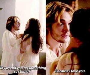 reign, love, and francis image