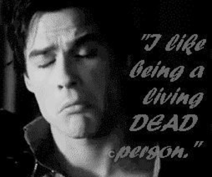 living dead, tvd, and ❤ image
