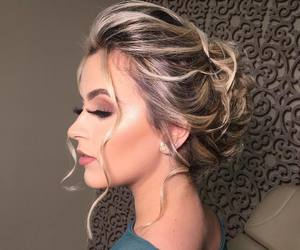 beauty, braids, and cosmetics image
