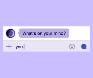 quotes, purple, and you image