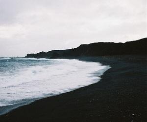 beach, summer, and beachvibes image