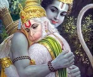 Hindu and ramayana image