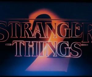 eleven, strangerthings, and demogorgon image