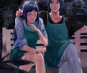 sasuhina and naruto image
