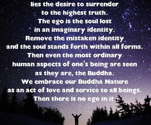 ego, unconditional love, and consciousness image