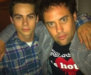 teen wolf, dylan o'brien, and orny adams image