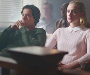 couple, court, and riverdale image