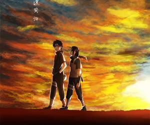 anime, naruto, and anime boys image