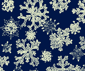 background, pattern, and snow image