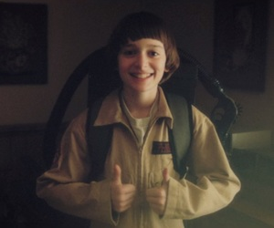 stranger things, will byers, and eleven image