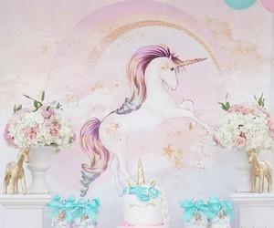 aesthetic, birthday, and dessert image