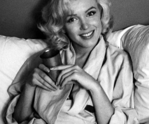 vintage and Marilyn Monroe image
