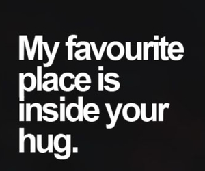 quote, words, and favourite place image