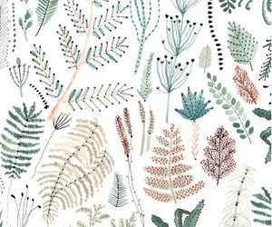 nature, pastel, and pattern image