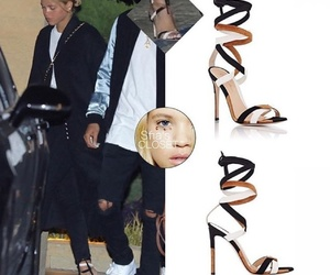 easel, shoes, and sofia richie image