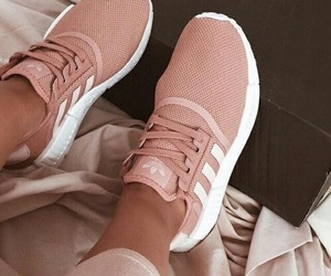 adidas, pink, and perfect image