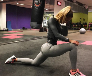 abs, ass, and girl image