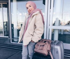 hijab, muslim, and müslimah image