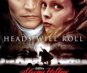 johnny depp, movies, and sleepy hollow image