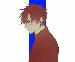 anime, gaara, and naruto shippuden image
