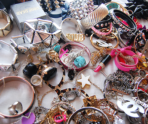 accessories, rich, and cool image