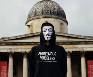 activism, animal rights, and anonymous image
