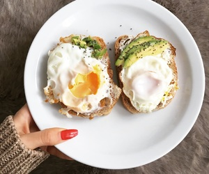 body, breakfast, and eggs image