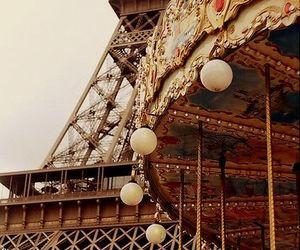 paris and vintage image