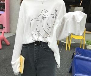 shirt and woman image