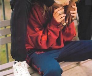 love, boyfriend, and couple image