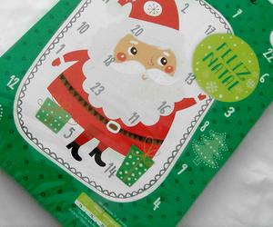 chocolate, christmas, and santa image