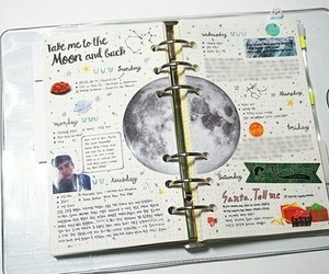diary and journal image